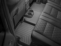 WeatherTech Floor Liner (2dn row) Fits 20+Jeep Gladiator JT / 18+ JL