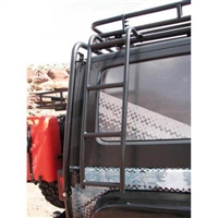 Garvin Industries Adventure Rack Ladder for 07+ JK 2 and 4 Door Models