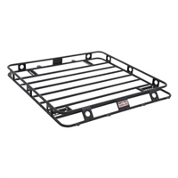 Smittybilt Defender Rack Welded One Piece Roof Rack for 18+ Jeep Wrangler JL 4 Door Models