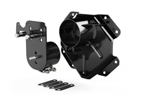 TERAFLEX JK Alpha HD Adjustable Spare Tire Mounting Kit - 5x5