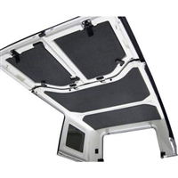 Design Engineering Inc Boom Mat Sound Deadening Headliner for JK 4 Door Models