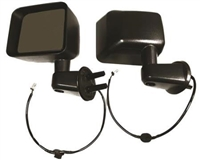 Bestop HighRock 4x4 Door Mirror Replacement Set (Black)