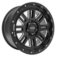 Pro Comp 61 Series Cognito, 17x9 Wheel with 5x5 Bolt Pattern