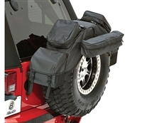 Bestop RoughRider Spare Tire Organizer For 2019 Jeep Wrangler JL