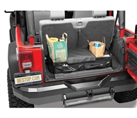 Bestop RoughRider Cargo Trunk Organizer For 2019 Jeep All New Wrangler JL