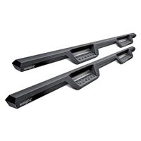 Westin Automotive HDX Nerf Bar With Drop Down Steps JL