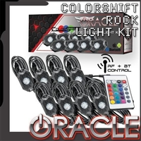 Oracle Lighting Underbody Colorshift LED Rock Light Kit (4-Piece)
