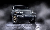 ORACLE Lighting VECTOR Pro-Series Full LED Grill for 18-20 Jeep Wrangler JL/JT