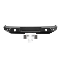 Westin WJ2 Rear Bumper for 18+ Jeep Wrangler JL