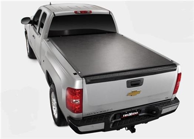 TruXedo Lo Pro QT Soft Roll Up Tonneau Cover F150