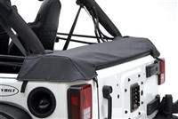 Smittybilt Soft Top Storage Boot, Black Diamond For Jeep Wrangler 4 Door Models