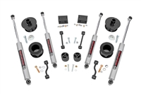 "Rough Country 2.5"" Jeep Suspension Lift Kit  Jeep Wrangler JL 2 Door & Unlimited 4 Door Models"