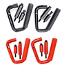 WILD BOAR GRAB HANDLES (FRONTS) For Jeep Wrangler 2007+