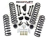 "ReadyLIFT SST Coil Spring Lift Kit 4"" Front & 3"" Rear Without Shock"