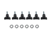 Kentrol Hardtop Quick Release Screws for 07-18 JK and 18+ JL