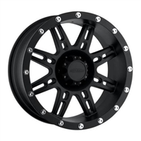 Pro Comp 31 Series Stryker, 17x9 Wheel with 5 on 5 Bolt Pattern