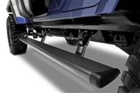 AMP Research PowerStep Running Boards For 2007+ Jeep Wrangler JK Unlimited 4 Dr