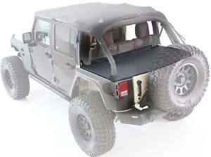 Smittybilt Jeep Tonneau Cover 4 Door