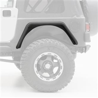 Smittybilt 3 Inch Bolt on Flares for Corner Guards TJ REAR