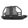 Smittybilt XRC Atlas Rear Bumper and Tire Carrier