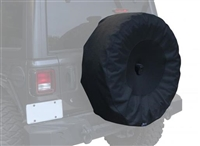 Rampage Spare Cover with Camera Slot for 18-20 Jeep Wrangler JL/JLU on 33-35inch Tires