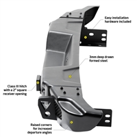 Smittybilt Stryker Rear Bumper for 18+ Jeep Wrangler JL 2 and 4 Door Models