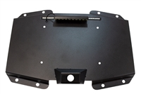 Kentrol JL BackSide License Plate Mount with LED for 18+ Jeep Wrangler JL
