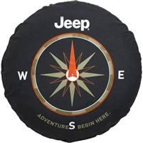 Jeep 30 Inch Spare Tire Cover