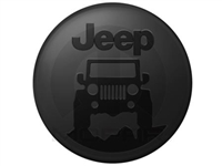 Mopar Jeep 32 Inch Spare Tire Cover