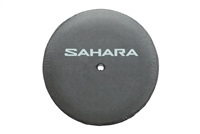 Mopar Sahara Logo Spare Tire Cover for 2018 Jeep Wrangler JL