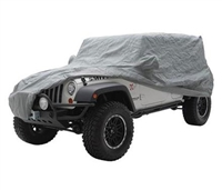 Smittybilt Complete Jeep Cover With Storage Bag JKU 2007+