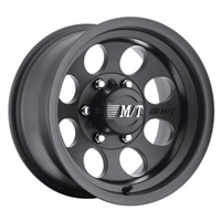Mickey Thompson Classic III, 17x9 Wheel with 5 on 5 Bolt Pattern