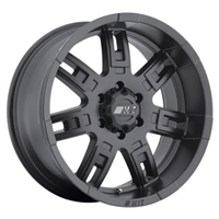 Mickey Thompson Sidebiter II, 17x9 Wheel with 5 on 5 Bolt Pattern