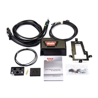 Warn ZEON Control Pack Relocation Long Kit