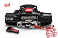 Warn ZEON Platinum 10-S Recovery Winch with Spydura Synthetic Rope
