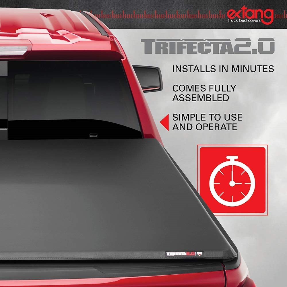 Extang Trifecta 2 0 Tonneau Cover Fits 20 Gladiator Jt