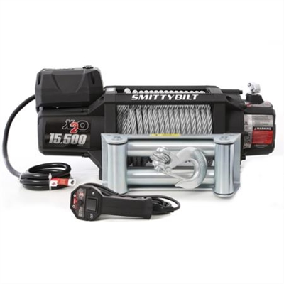 Smittybilt X2O 15.5K GEN2 15500lb Wireless Winch