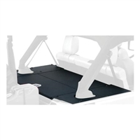 Aries Automotive Security Cargo Lid For 2011-18 Jeep Wrangler JKU 4 Door Models