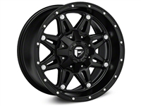 Fuel Offroad D531 Hostage, 17x9 Wheel with 5 on 4.5 Bolt Pattern