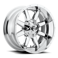 Fuel Off Road Maverick Chrome 17x9