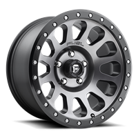 Fuel Off Road VECTOR Anthracite 17x9