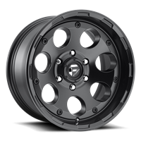 Fuel Off Road ENDURO Matte Black 17x9