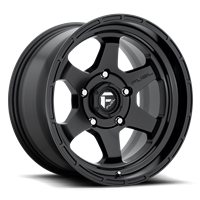 Fuel Off Road SHOK Matte Black 17x9
