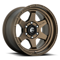 Fuel Off Road SHOK Bronze 17x9