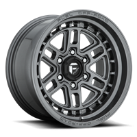 Fuel Off Road NITRO Anthracite 17x9