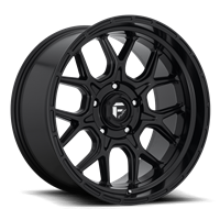 Fuel Off Road TECH Matte Black 17x9