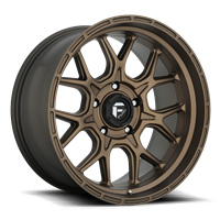 Fuel Off Road TECH Bronze 17x9