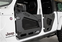 Addictive Desert Designs Stealth Fighter Front Doors for 2018 - 2020 Jeep JL/ Gladiator JT