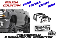 GTA Trucks Fenders - Sell &  Install