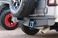 IRON CROSS 18-19 JEEP WRANGLER JL STUBBY REAR BUMPER